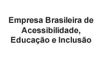 Logo da Empresa Brasileira de Acessibilidade, Educação e Inclusão