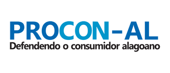 Logo do Procon - Alagoas.
